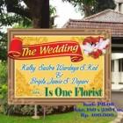 Toko Karangan Bunga Papan di Medan