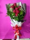 Bunga Tangan di Medan