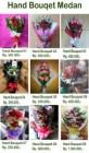 Bunga Buket di Medan