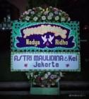 Karangan Bunga di Medan